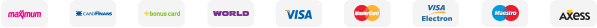 supported payment providers